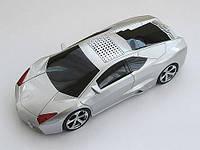 Плеер колонка в виде автомобиля Lamborgini, фото 1