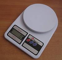 Кухонные весы Domotec Ms-400 до 10 кг с батарейками, фото 1