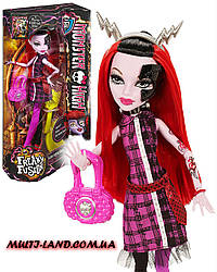 Кукла Монстер Хай Оперетта из серии Слияние монстров Monster High Freaky Fusion Operetta Doll