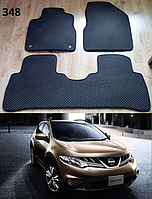 Коврики на Nissan Murano '08-14. Автоковрики EVA