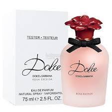 Тестер духи без крышечки Dolce&Gabbana Dolce Rosa Excelsa