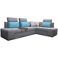 Угловой диван Бридж с подголовниками, фото 1