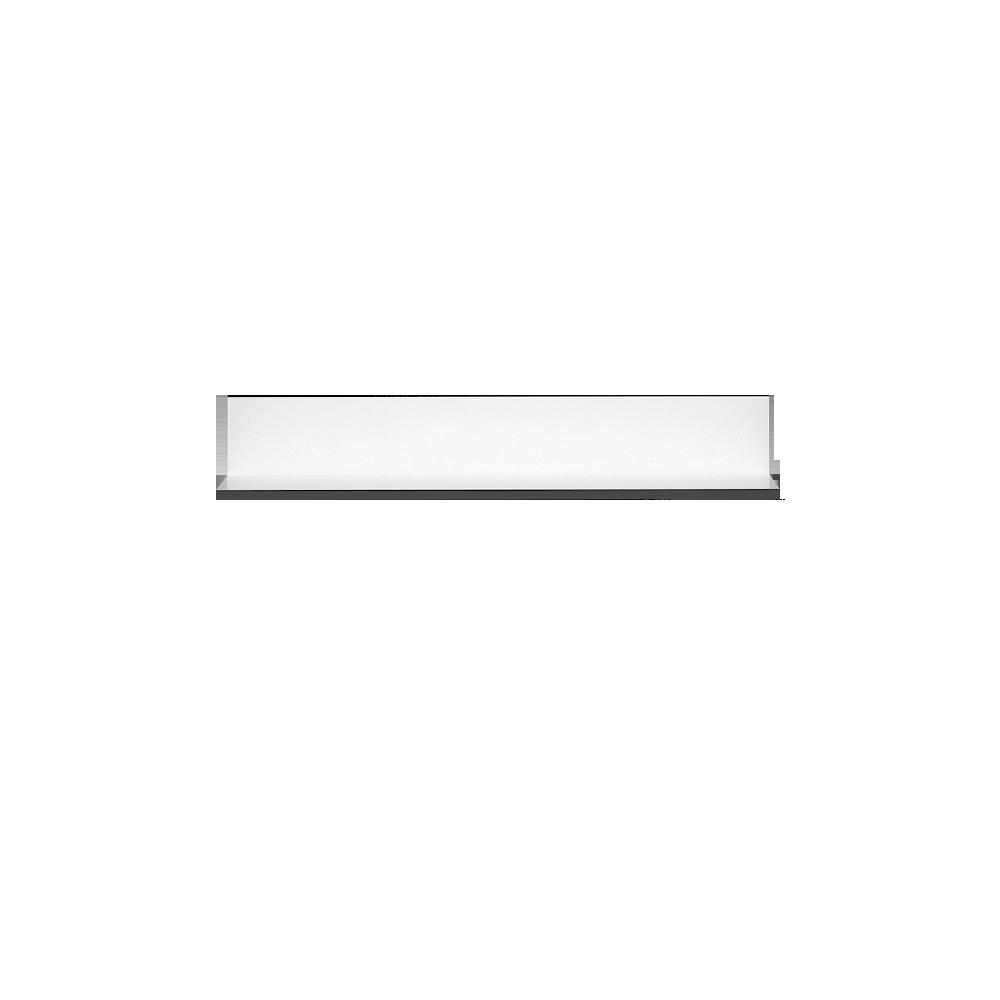 Полка навісна у вітальню з ДСП/МДФ 120 Silver Y Blonski
