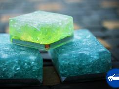 Тротуарные ЛЭД камни