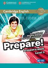 Cambridge English Prepare! 3 Student's Book / Учебник