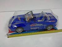 Детская  игрушечная  Инерционная машинка кабриолет арт. 1112-1