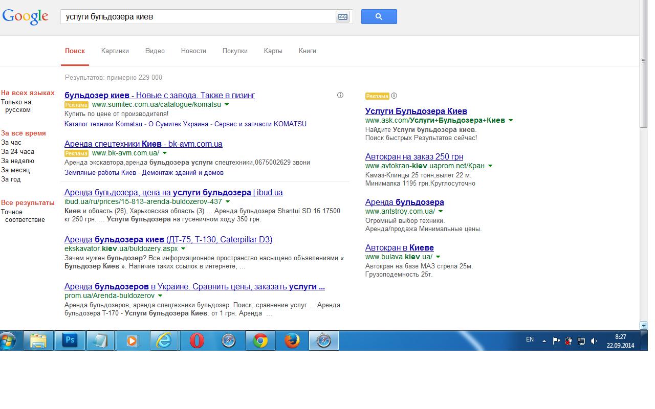 Контекстная реклама на google стоимость