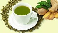 Зеленый молотый кофе с имбирем для похудения Vencedor Coffee (125 гр.)
