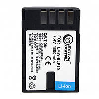 Аккумулятор к фото/видео EXTRADIGITAL Panasonic DMW-BLF19 (BDP2570)