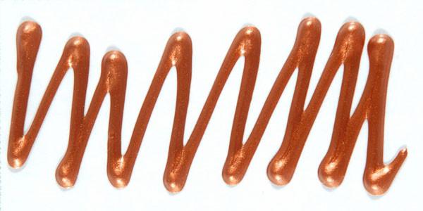 "Контур объемный рельеф ""Медь""  по стеклу,керамике и металлу Pebeo"