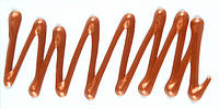 "Контур объемный рельеф ""Медь""  по стеклу,керамике и металлу Pebeo, фото 1"