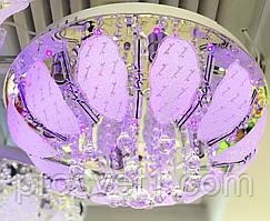 Люстра с светодиодной подсветкой 81091/6