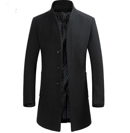 Чоловіче пальто. Модель 61775