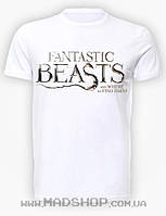 Футболки Фантастические звери и места их обитания Fantastic Beasts and Where to Find Them