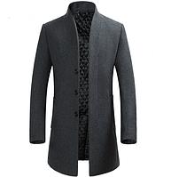 Чоловіче пальто. Модель 61775, фото 2