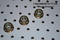 Гайка нижнего редуктора для мотокосы, бензокосы , фото 1