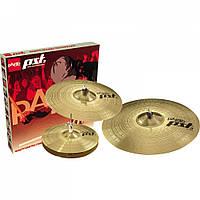 Набор тарелок для ударных, Hi-Hat, Crash, Ride Paiste 3 Universal Set