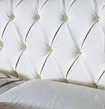 Мягкая кровать RAFFAELLO с простеганным изголовьем фабрика LeComfort (Италия), фото 4
