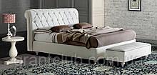 Мягкая кровать RAFFAELLO с простеганным изголовьем фабрика LeComfort (Италия)