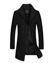 Мужское пальто. Модель 61776