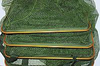 Карповый садок прорезиненный квадратный 2.50 м. 35*45 см