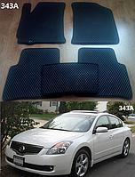 Коврики на Nissan Altima '07-12. Автоковрики EVA, фото 1