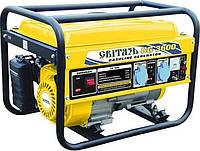 Бензиновый электрогенератор Свитязь СG3600,  2.5 кВт