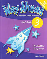 Way Ahead New Edition 3 Pupil's Book with CD-ROM (Учебник)