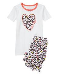 Пижама Спящее сердце Gymboree (США)  (Размер 5Т)