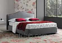 М'яка ліжко ROSA в класичному стилі з тканини фабрика LeComfort (Італія)