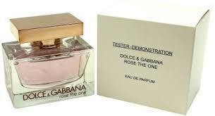 Тестер без крышечки Dolce&Gabbana Rose The One