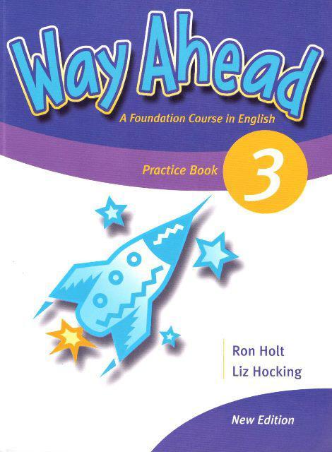 Way Ahead New Edition 3 Practice Book (Грамматика)