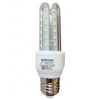 Светодиодная лампа Ledmax E27 7W 3U кукуруза