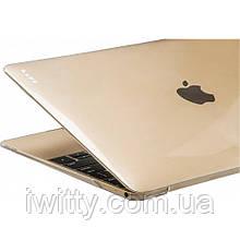 "Чехол-накладка  LAUT Slim Cristal-X для MacBook 12"" Clear (LAUT_MB12_SL_C)"