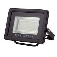 Светодиодный прожектор Евросвет 20W 1600Lm SMD Premium EV-20-01