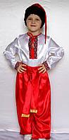 Костюм национальный Украинец. Национальный украинский костюм для мальчика. Костюм национальный для мальчика.