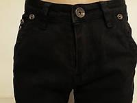 Черные мужские джинсы Extrim, фото 1