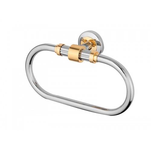 Кольцо для полотенца KUGU Maximus 604C&G