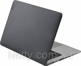 "Чехол-накладка LAUT Huex для MacBook 12"" Black (LAUT_MB12_HX_BK)"
