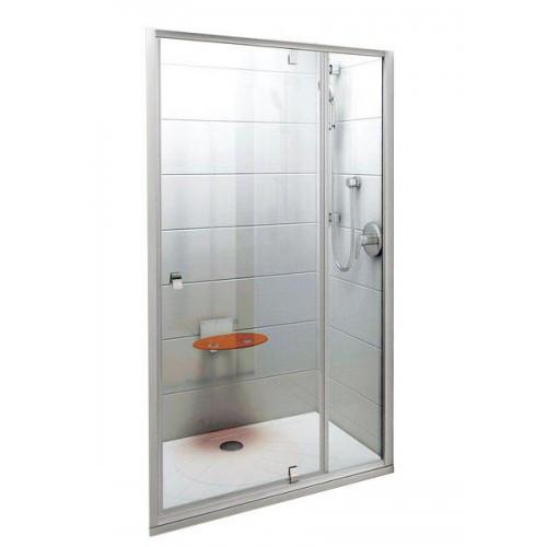 Душевая дверь Ravak PDOP 2-100 satin (Transparent) 03GA0U00Z1