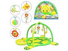 Коврики развивающие игровые для новорожденных и малышей
