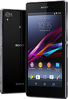 "Sony Xperia Z1 L39H, дисплей 5"", Android 4.4, камера 20.7 Mpx, 16GB, ОЗУ 2GB, 4 ядра, GPS, 3G, 4G."