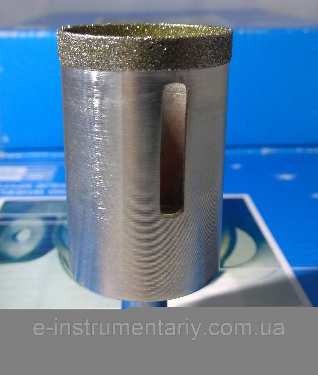 Алмазное сверло трубчатое 47мм