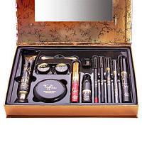 Подарочный набор Kylie Holiday Edition 11 pieces of fashion makeup set, фото 1
