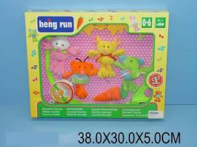 Карусель, мягкие игрушки, в кор. 38х30х5 /36/ B143962