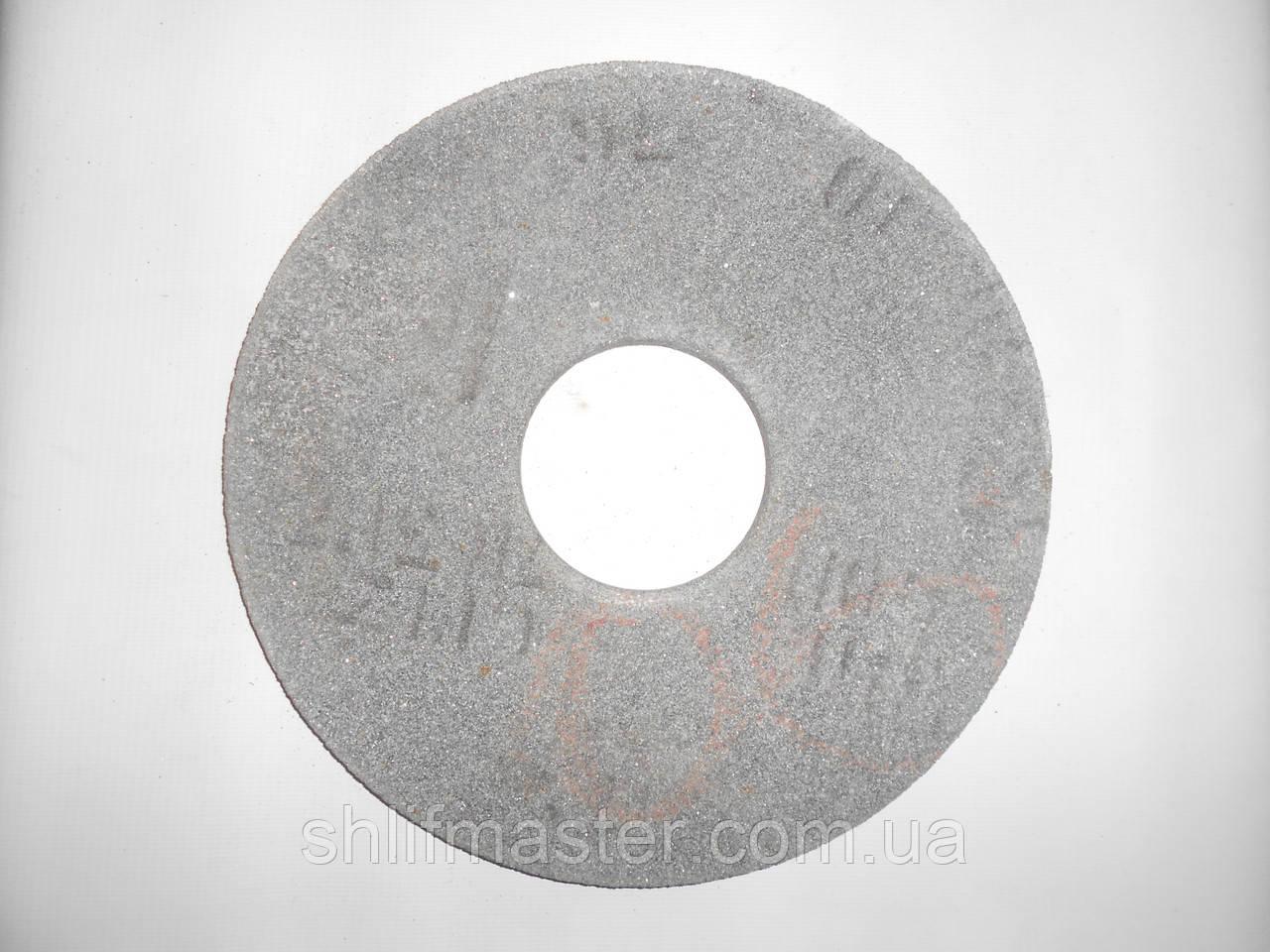 Круг шлифовальный 14А (электрокорунд серый) ПП на керамической связке 250х13х76 40 СМ2