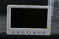 Комплект 7ми дюймового видеодомофона с записью видео PC-715 и выз. панелью 800ТВЛ , фото 1