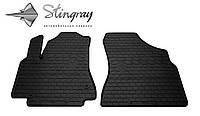Автомобильные коврики Ситроен Берлинго 2008- Комплект из 2-х ковриков Черный в салон