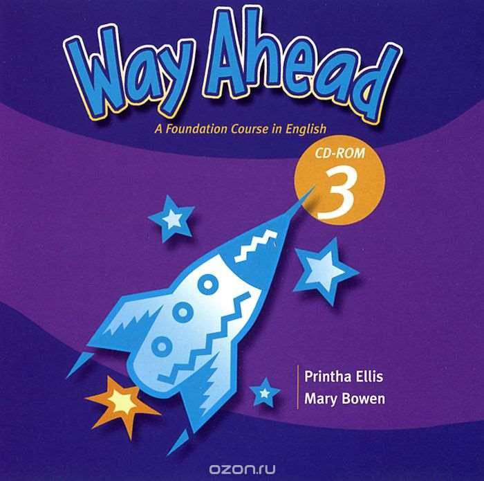 Way Ahead New Edition 3 CD-ROM