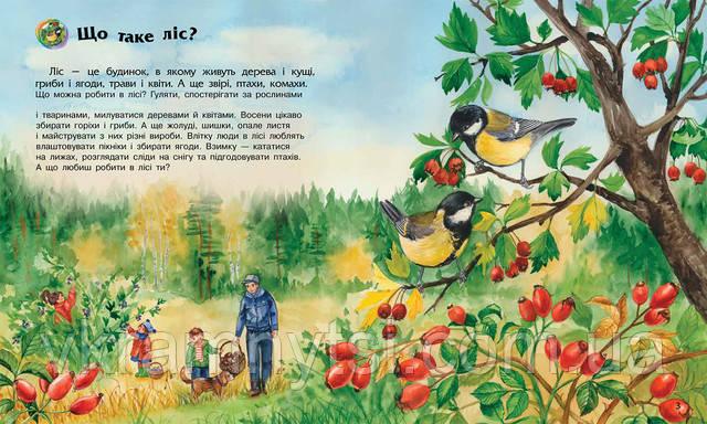 Ліс. Енциклопедія дошкільника
